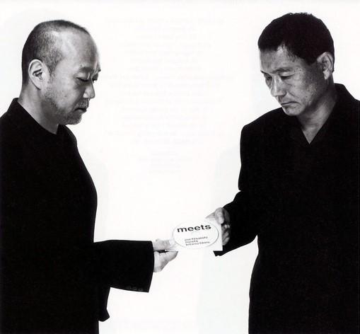 joe hisaishi meets kitano films ジャケット 裏