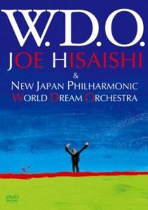 久石譲 W.D.O. DVD