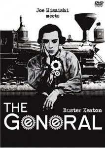 """久石譲 meets """"THE GENERAL"""" キートンの大列車追跡"""