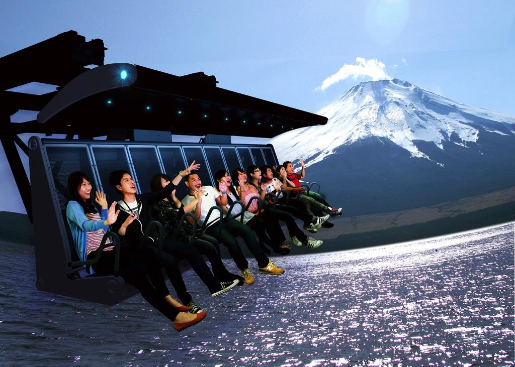 富士飛行社 久石譲