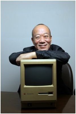 Macintosh Plus(1986年)と久石譲氏