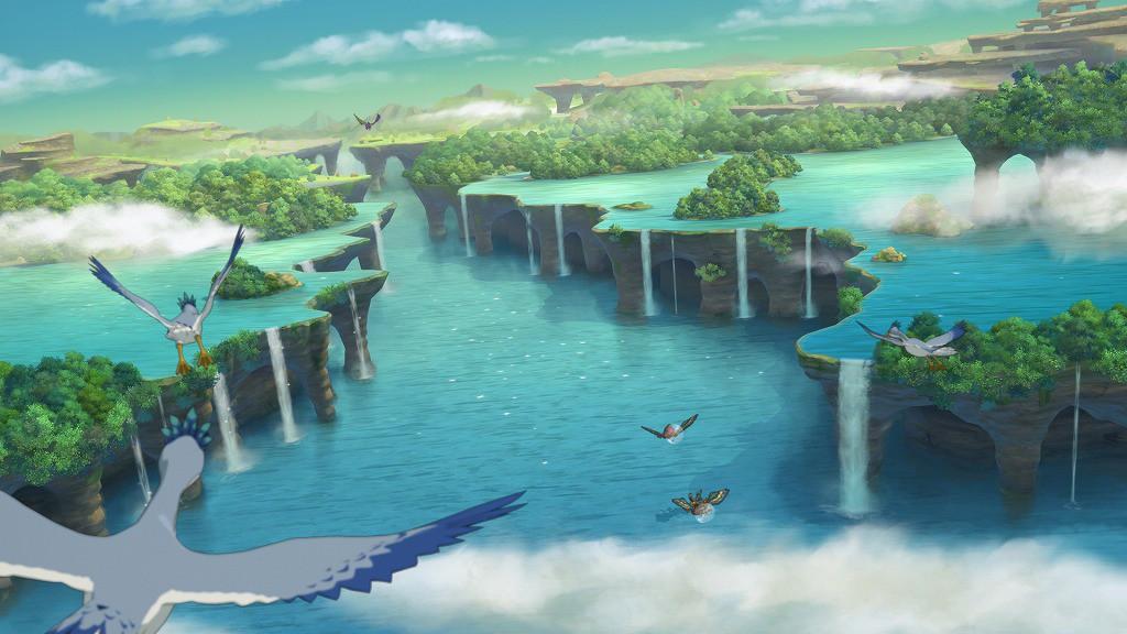 二ノ国 II screen 6