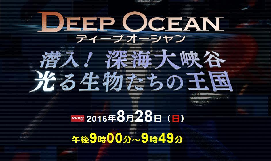 NHK ディープオーシャン