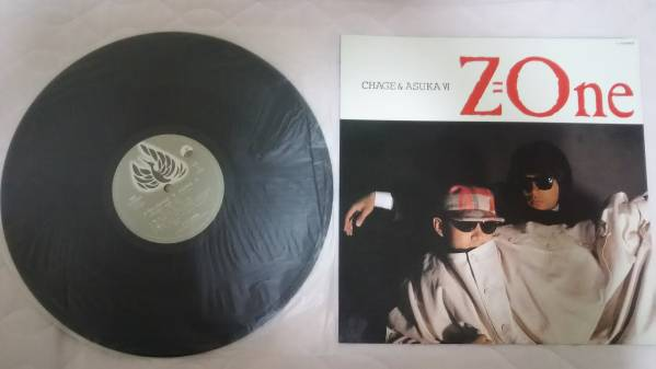 chage and aska Zone LP3