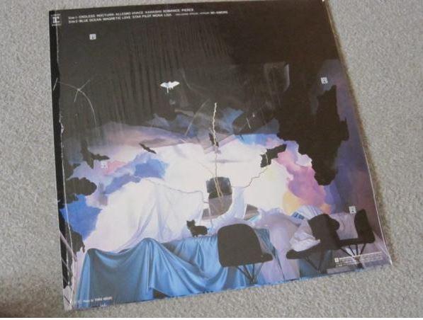 中森明菜 D404ME LP 2