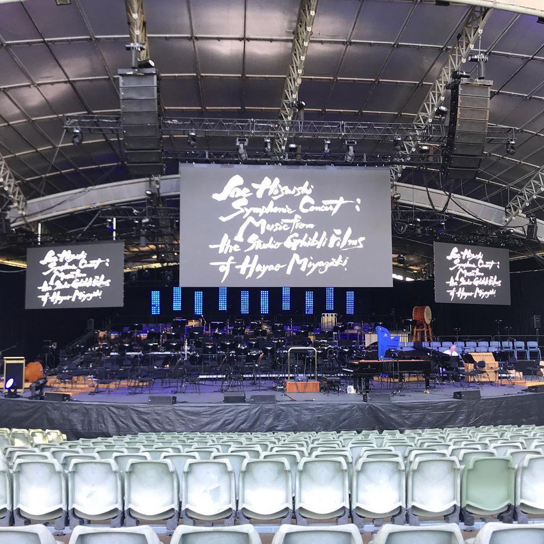 ジブリ コンサート 2020